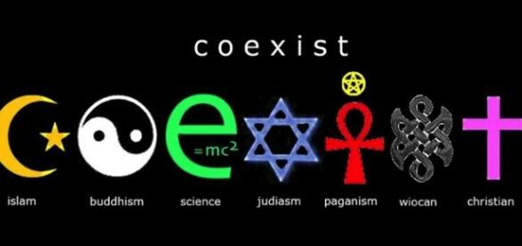 Coexistir nada mais é que um sinônimo de respeito.