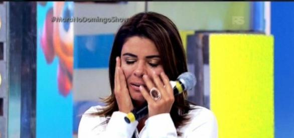 Mara Maravilha no Domingo Show (Reprodução/Record)