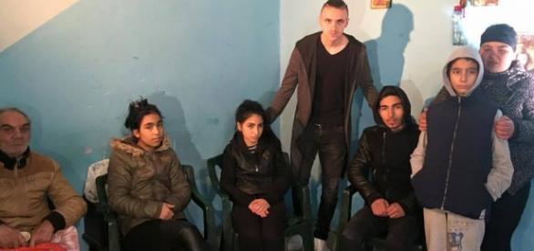 Cei cinci orfani au rămas fără donații