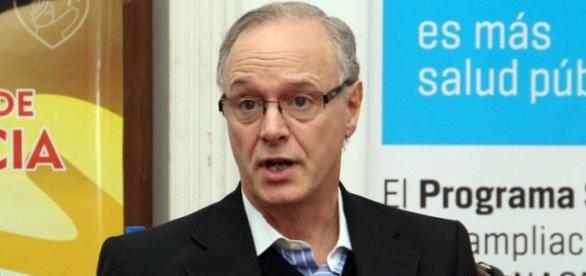 Daniel Gollán, ministro de Salud de la Nación