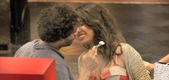 Giselle Itié e Guilherme Winter estão namorando