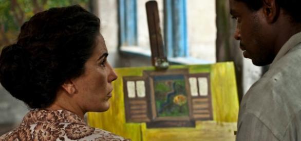 Glória Pires em 'Nise - O Coração da Loucura'