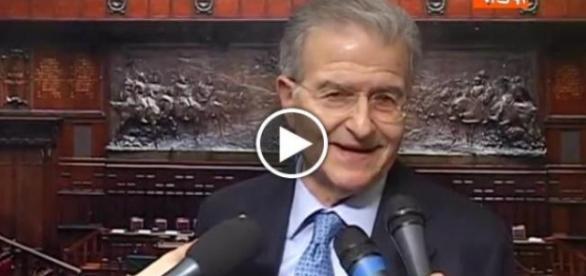 Le inaspettate dichiarazioni di Fabrizio Cicchitto