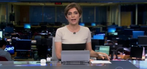 Renata Lo Prete faz estreias sem pomba