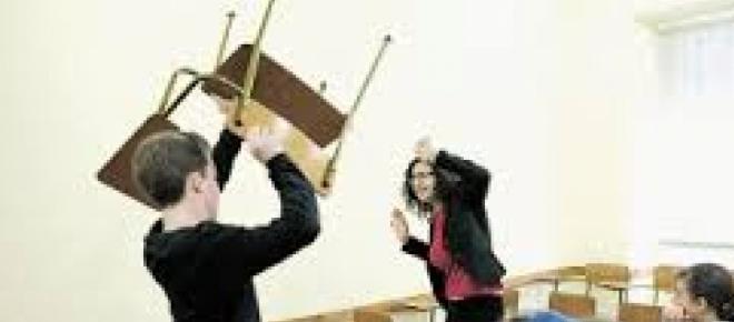 Agressões a Professores: um novo fenómeno social?