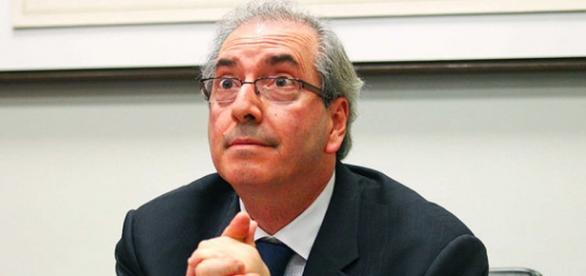 Bilhete compromete Eduardo Cunha