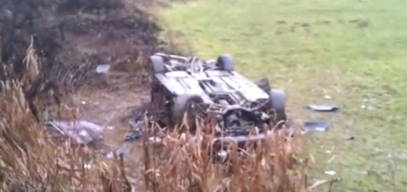 Două tragedii produse pe drumurile din România