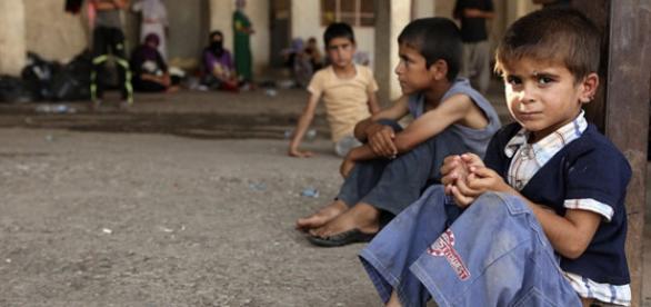 EI mata filhos de yazidis e demais 'infiéis'