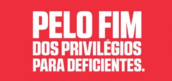 Movimento Pela Reforma de Direitos (Facebook)