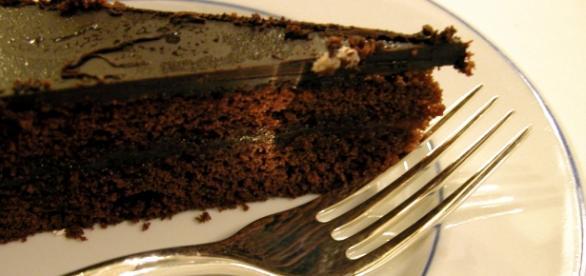 Porcja ciasta na zimową chandrę