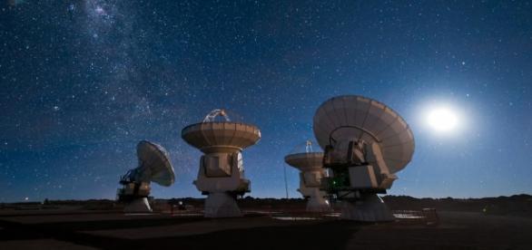 Possível sinal extraterrestre foi detectado.