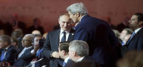 Putin alla Cop21, Conferenza Mondiale sul Clima