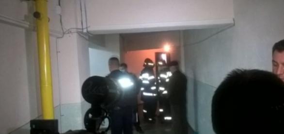 Descoperirea a fost făcută de pompieri