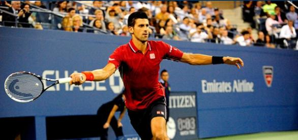 Djokovic parabenizou o brasileiro Marcelo Melo