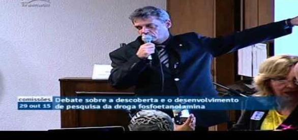 Dr. Renato Meneguelo - audiência pública do senado