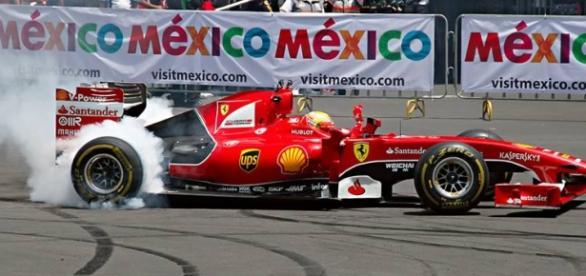El público mexicano, entusiasmado