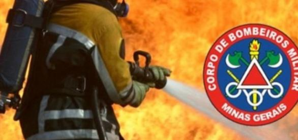 Faça parte do Corpo de Bombeiros de Minas Gerais