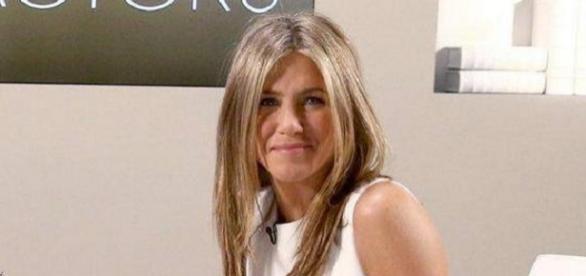 Jennifer Aniston als Vorbild in Hollywood