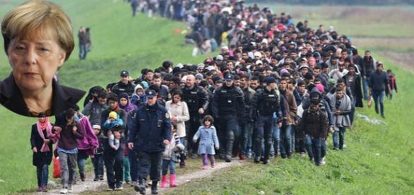 Merkel avertizează UE despre criza imigranţilor