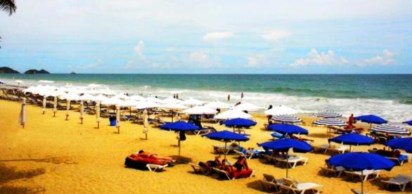 Playa El Agua es de las más famosas de Margarita.
