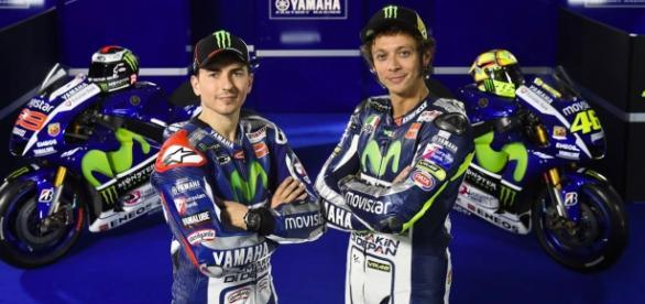Rossi o Lorenzo? quien será campeón?