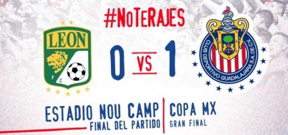 Chivas Campeón Copa MX (página oficial)