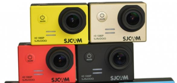 Estos son los modelos de SJ5000 que hay.