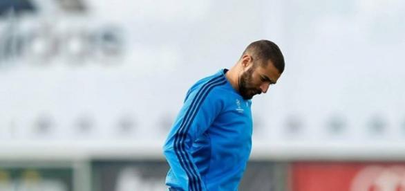 Karim Benzema sorgt für Wirbel