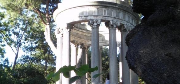Templete Parque del Capricho, Madrid