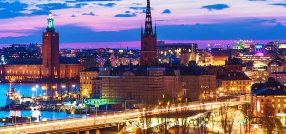 Imagen de la ciudad de Estocolmo
