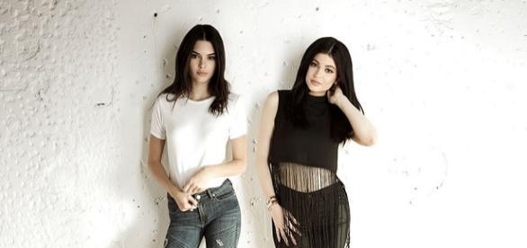 Kylie und Kendall Jenner im Konkurrenzkampf