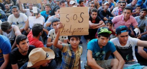 La peor crisis migratoria en Europa