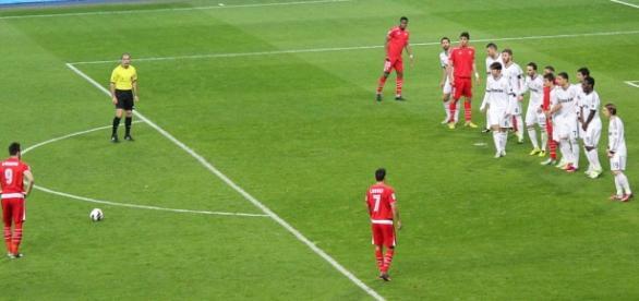 Partido anterior entre Sevilla y Real Madrid