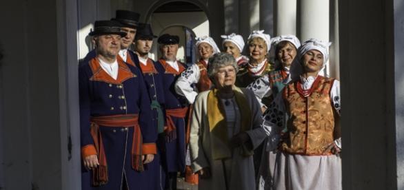 Zespół URZECZEni z Czerska - fot.J.Chmielewski