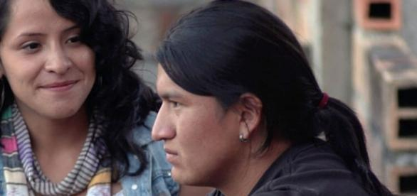Imagen del film ecuatoriano Vengo Volviendo