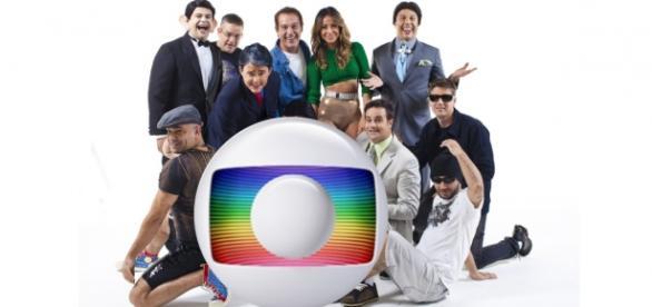 'Pânico na Band' invade a Globo