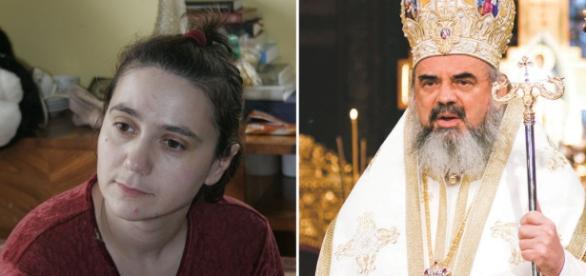 Tanara i-a cerut Patriarhului sa faca testul ADN