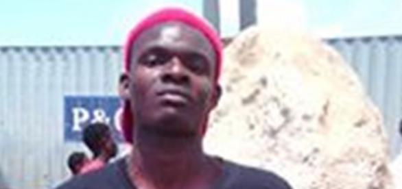 Um dos activistas detidos no 31 de Outubro