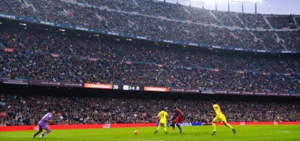 Golazo y doblete de Neymar en el 3-0 vs Villarreal