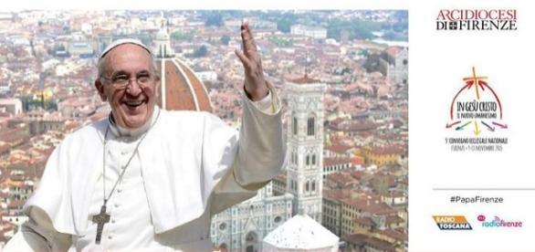 Il Papa a Firenze: strade e scuole chiuse