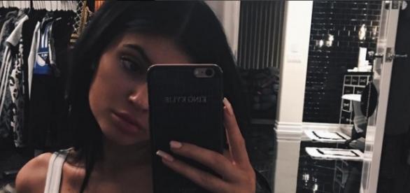 Kardashian-Star Kylie Jenner auf Instagram.