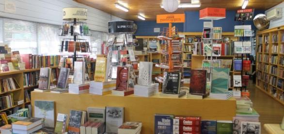 Livraria Duel em Londrina (Foto: Reprodução)