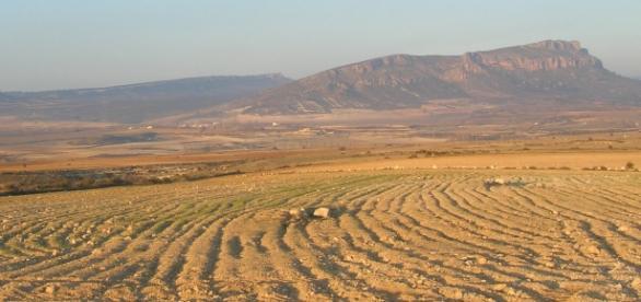 Campo de San Juan, Moratalla, Murcia.