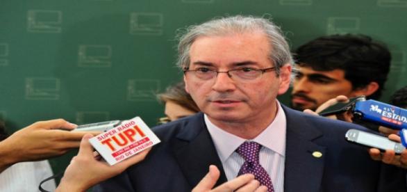 Cunha enfrentou domingo de críticas pelo país