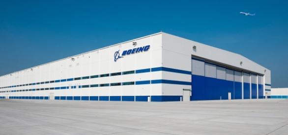 Galpão da Boeing - Foto: Site BPRH