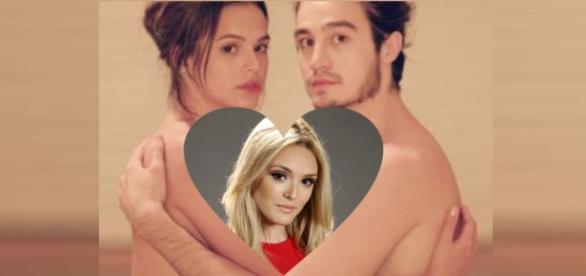 Isabelle Drummond termina namoro com Tiago Iorc