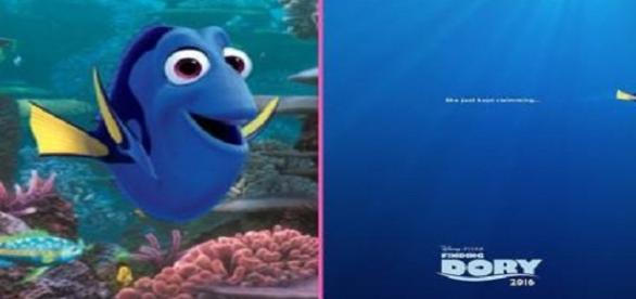 Procurando Dory chega aos cinemas em 2016