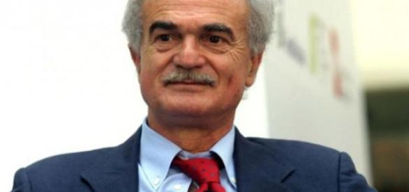 Sandro Mazzola ex calciatore e dirigente Inter