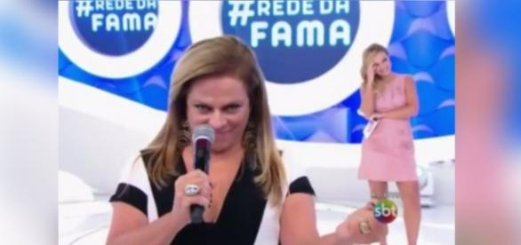 Christina Rocha surpreende Eliana