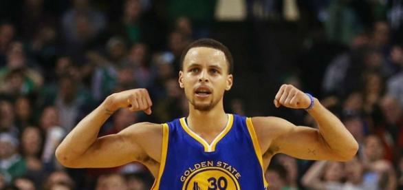 Curry é o principal nome desse time do GSW